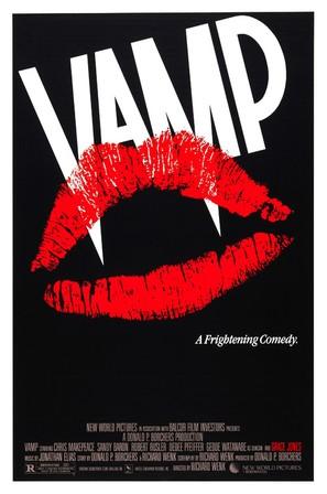 Vamp - Movie Poster (thumbnail)