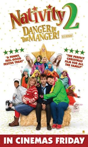 Nativity 2 - British Movie Poster (thumbnail)