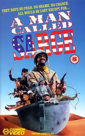 A Man Called Sarge - British Movie Cover (thumbnail)