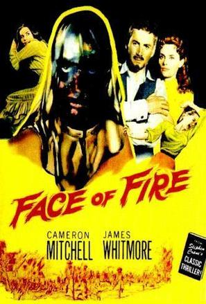 Face of Fire - Movie Poster (thumbnail)