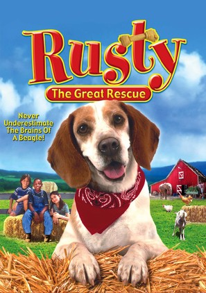Rusty: A Dog's Tale - poster (thumbnail)