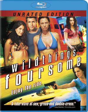 Wild Things: Foursome - Movie Cover (thumbnail)