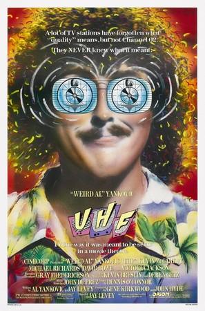 UHF - Movie Poster (thumbnail)