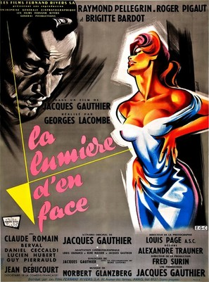 La lumière d'en face - French Movie Poster (thumbnail)