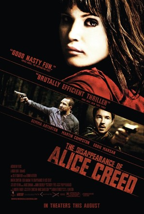 The Disappearance of Alice Creed - Movie Poster (thumbnail)