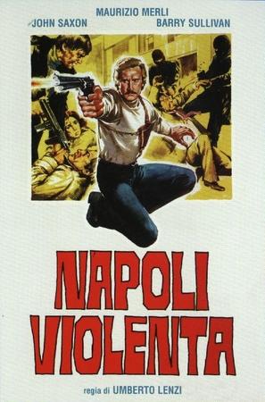 Napoli violenta - Italian Movie Poster (thumbnail)