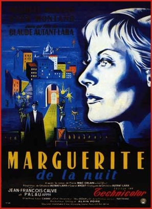 Marguerite de la nuit - French Movie Poster (thumbnail)