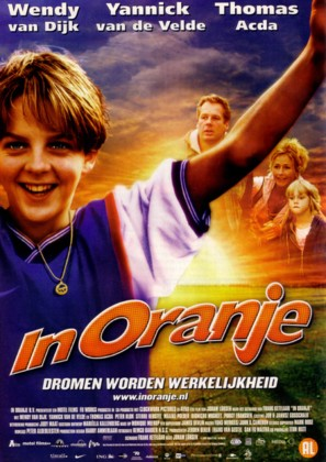 In Oranje - Dutch Movie Poster (thumbnail)