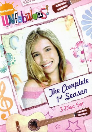 """Unfabulous"" - DVD movie cover (thumbnail)"