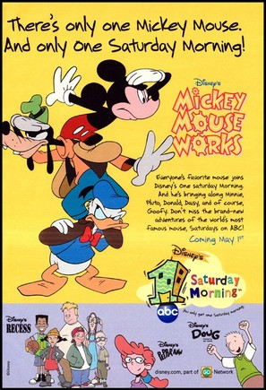 """Mickey Mouse Works"" - poster (thumbnail)"