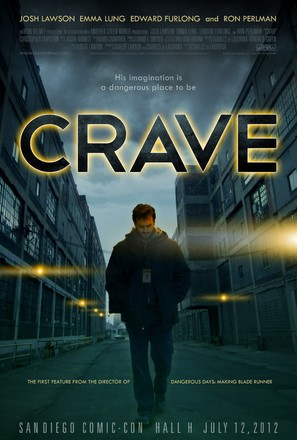 Crave - Movie Poster (thumbnail)