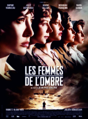 Les femmes de l'ombre - French Movie Poster (thumbnail)