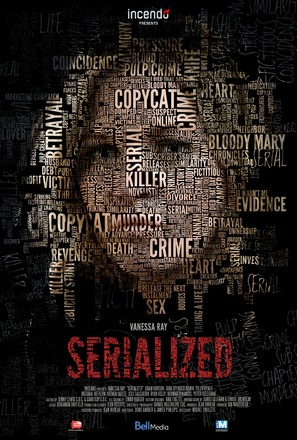 Serialized - Canadian Movie Poster (thumbnail)