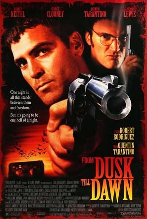 From Dusk Till Dawn - Movie Poster (thumbnail)