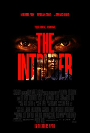The Intruder - Movie Poster (thumbnail)