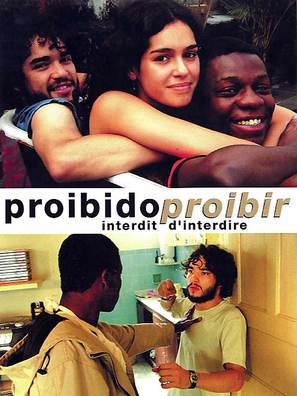 Proibido Proibir - French Movie Poster (thumbnail)