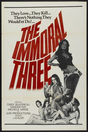 The Immoral Three - Movie Poster (thumbnail)