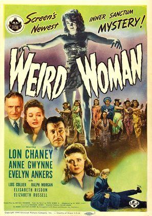 Weird Woman