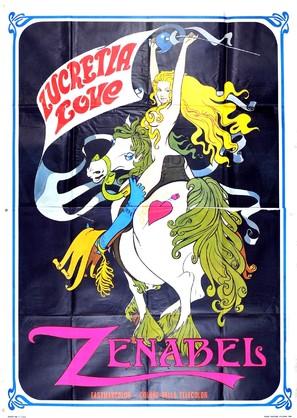 Zenabel - Italian Movie Poster (thumbnail)