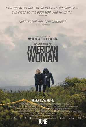 American Woman - Movie Poster (thumbnail)