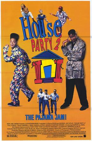House Party 2 - Movie Poster (thumbnail)
