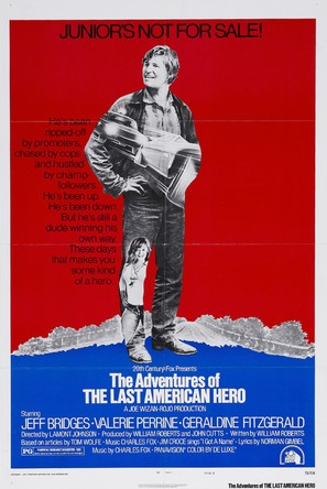The Last American Hero - Movie Poster (thumbnail)