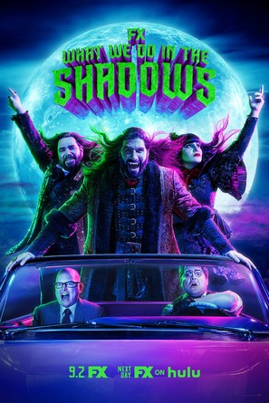 """""""What We Do in the Shadows"""" - Movie Poster (thumbnail)"""