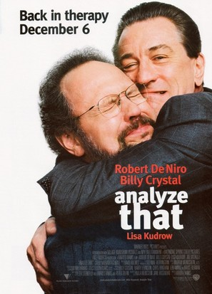 Analyze That - Movie Poster (thumbnail)
