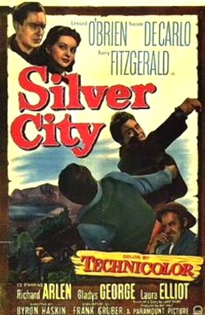 Silver City - Movie Poster (thumbnail)