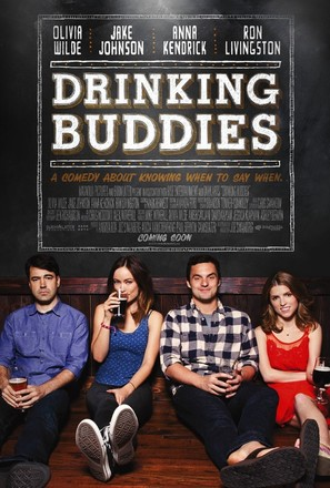 Drinking Buddies - Movie Poster (thumbnail)