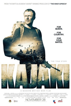 Kajaki - British Movie Poster (thumbnail)
