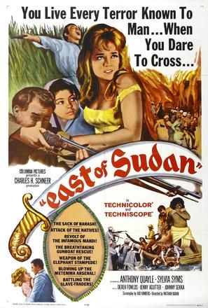 East of Sudan - Movie Poster (thumbnail)