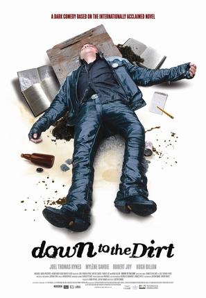 Down to the Dirt - Canadian Movie Poster (thumbnail)