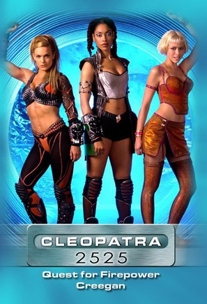 """Cleopatra 2525"" - DVD movie cover (thumbnail)"