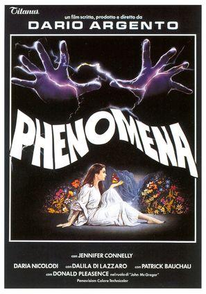Phenomena - Italian Movie Poster (thumbnail)