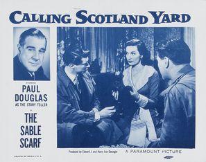 Calling Scotland Yard: The Sable Scarf - poster (thumbnail)