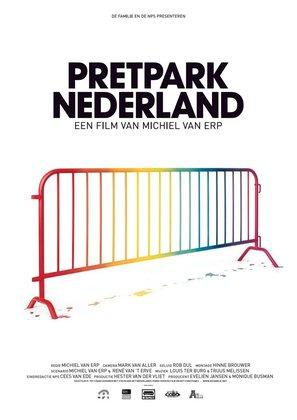 Pretpark Nederland - Dutch Movie Poster (thumbnail)