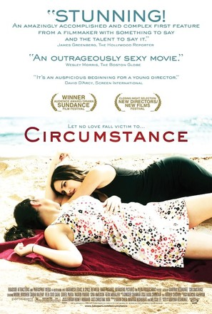 Circumstance - Movie Poster (thumbnail)