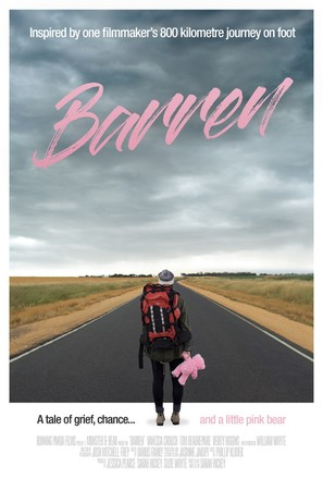 Barren - Australian Movie Poster (thumbnail)
