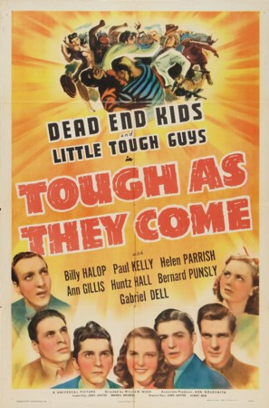 Tough As They Come - Movie Poster (thumbnail)