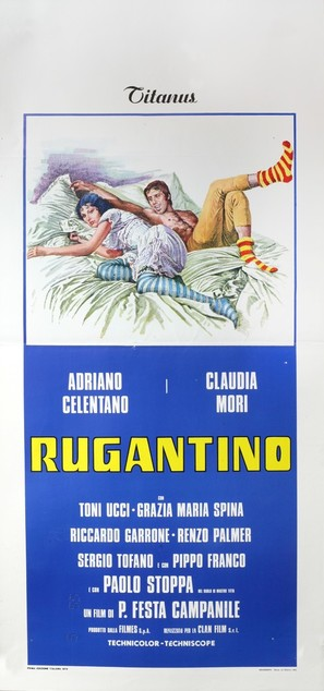 Rugantino - Italian Movie Poster (thumbnail)