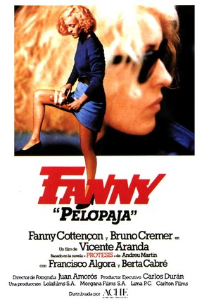 Fanny Pelopaja - Spanish Movie Poster (thumbnail)