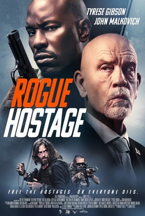 Rogue Hostage - Movie Poster (thumbnail)