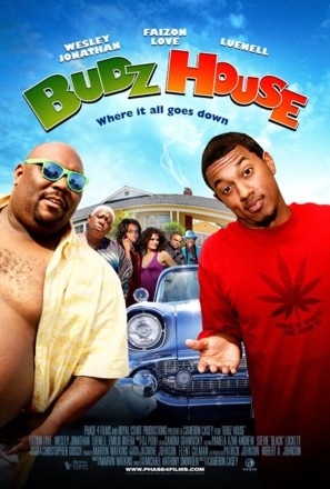 Budz House - Canadian Movie Poster (thumbnail)