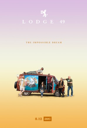 """Lodge 49"" - Movie Poster (thumbnail)"