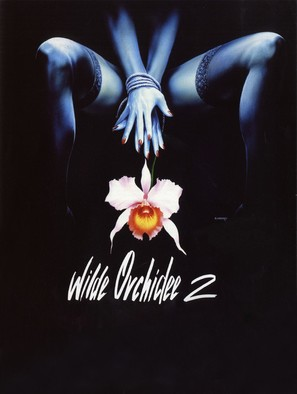 Wild Orchid II: Two Shades of Blue - German poster (thumbnail)