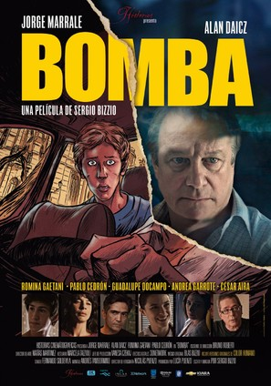 Bomba - Argentinian Movie Poster (thumbnail)