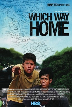 Which Way Home - Movie Poster (thumbnail)