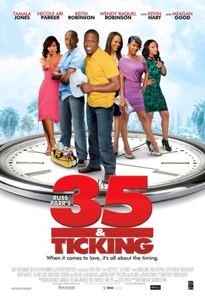 35 and Ticking - Movie Poster (thumbnail)