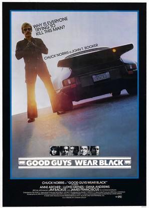 Good Guys Wear Black - Movie Poster (thumbnail)